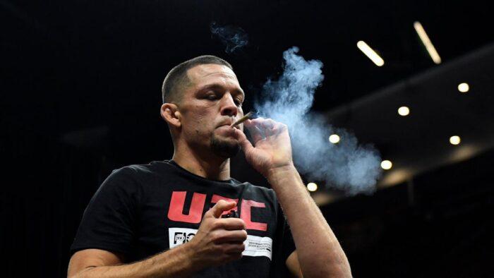 UFC cannabis